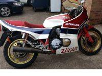Honda CB1100R restoration project at Owens Moto Classics