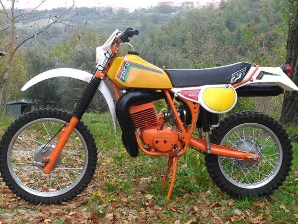 Puch 440 Elba, 1981 at Owens Moto Classics