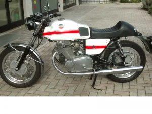 Laverda 750 S, 1969 at Owens Moto Classics