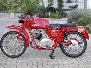 Moto Guzzi Lodola 235, 1964 at Owens Moto Classics