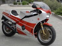 Bimota SB4, 1100cc, 1984 at Owens Moto Classics, Stafford, UK