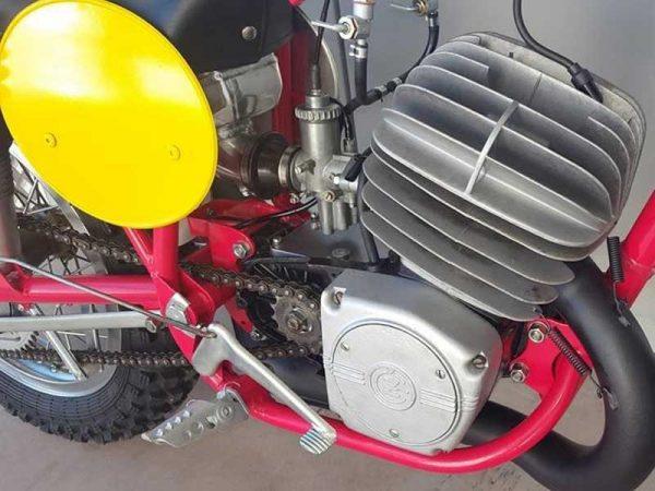 CZ Lightweight MX Special, 380cc, 1974 at Owens Moto Classics