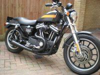 Harley Davidson 883 XLR, 2002 at Owens Moto Classics