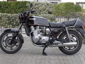 Kawasaki Z1300, 1981 at Owens Moto Classics