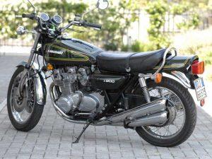 Kawasaki Z900, 1976 at Owens Moto Classics