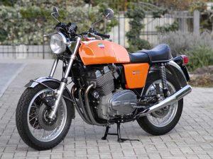 Laverda 3C, 1973at Owens Moto Classics