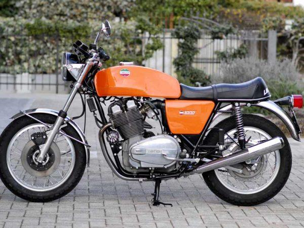 Laverda 3C, 1973 at Owens Moto Classics