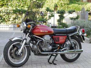 Moto Guzzi T3, 850cc, 1976 at Owens Moto Classics