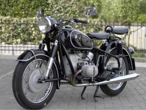 BMW R50, 1964 at Owens Moto Classics