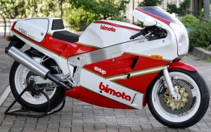 Bimota YB6 1989 at Owens Moto Classics