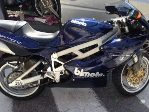 Bimota BB1 1995 at Owens Moto Classics