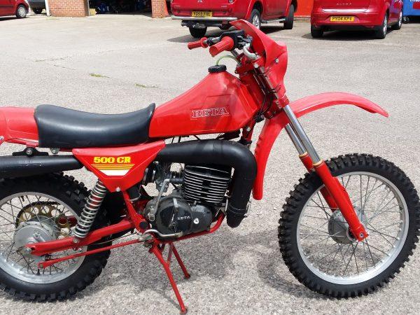 beta 500 regolarita 1979@owens moto classics