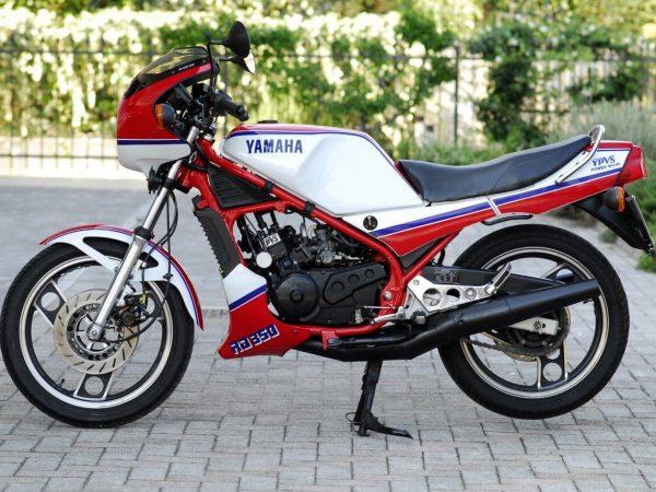 Yamaha RD 350 LC 1984 at Owens Moto Classics