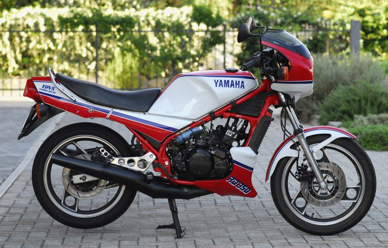 Yamaha RD 350 LC 1984