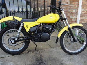 SWM 320 1980 at Owens Moto Classics