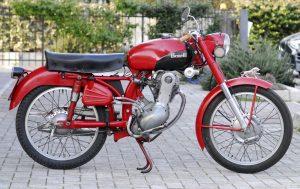 Benelli leoncino 1957 at Owens Moto Classics