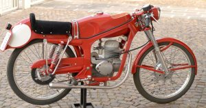Capriolo 75 MI-TA 1956 at Owens Moto Classics