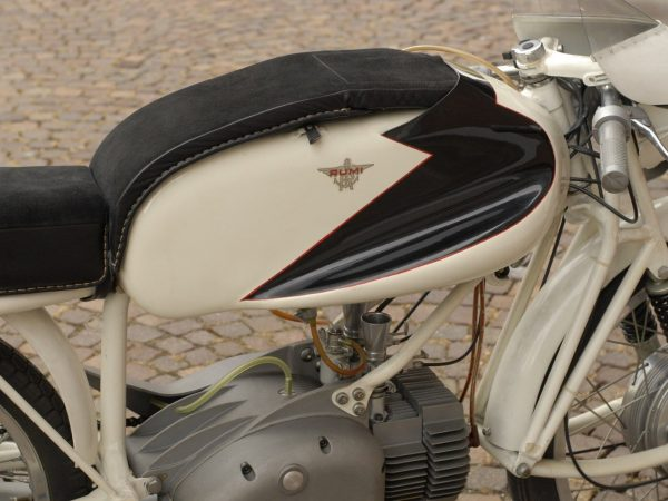 Rumi Junior Corsa 125 1955 at Owens Moto Classics