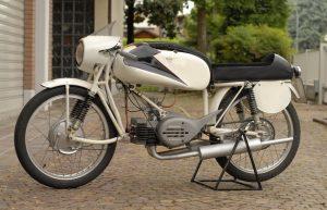 Rumi Junior Corsa 125 1955 at Owens Moto Classics