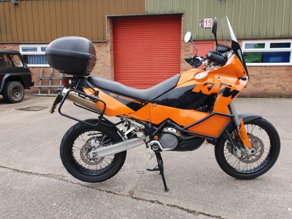KTM Adventure 950 S 2003@owens moto classics
