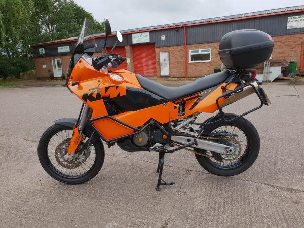 KTM Adventure 950 S 2003 @ owens moto classics