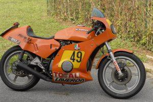 Laverda 500 formula @Owens moto classics