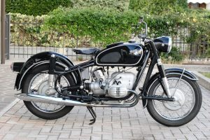 BMW R60/2 1964 at owens moto classics