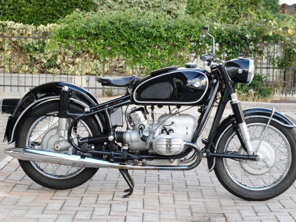 BMW R60/2 1964 at owens moto classics