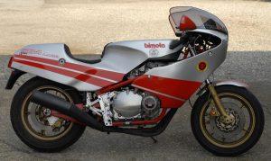 Bimota SB4 1982@Owens moto classics