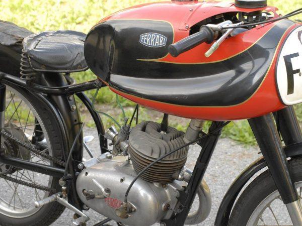 Fratelli Ferrari 160 special 1954 at owens moto classics