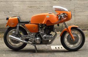 Laverda 750 SFC 1972 @ Owens moto classics