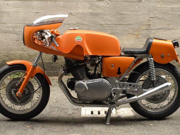 Laverda 750 SFC 1972@ Owens moto classics