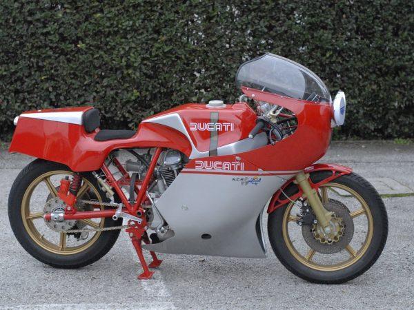 Ducati daspa NCR 1978 at Owens moto classics