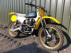 VE Hagon Yamaha 1978 at owens moto classics