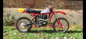 Barigo yamaha YB 500 1981@ Owens moto classics
