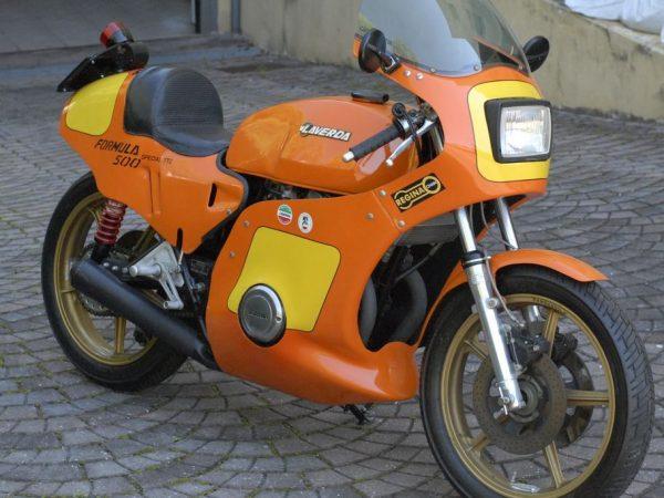 Laverda formula TT2 1980 at owens moto classics