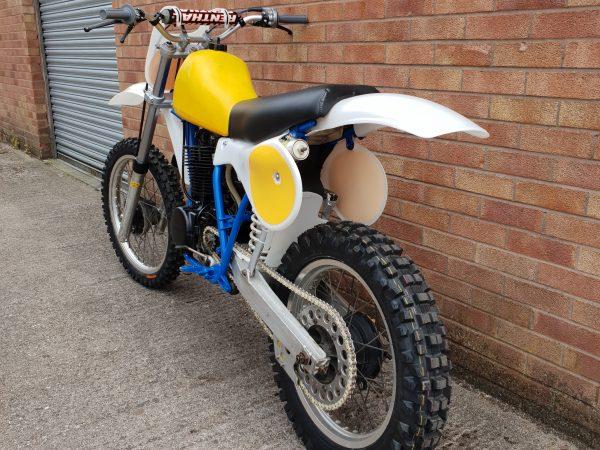 Mulder Yamaha 500 1982 @ owens moto classics