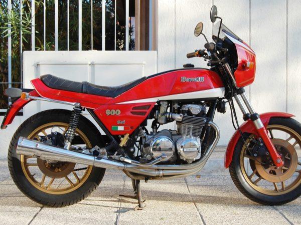 Benelli 900 sei 1981 at owens moto classics