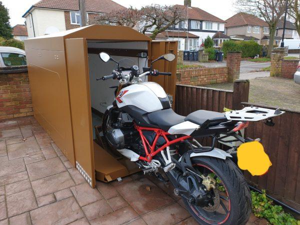 bike secure 2019 @owens moto classics
