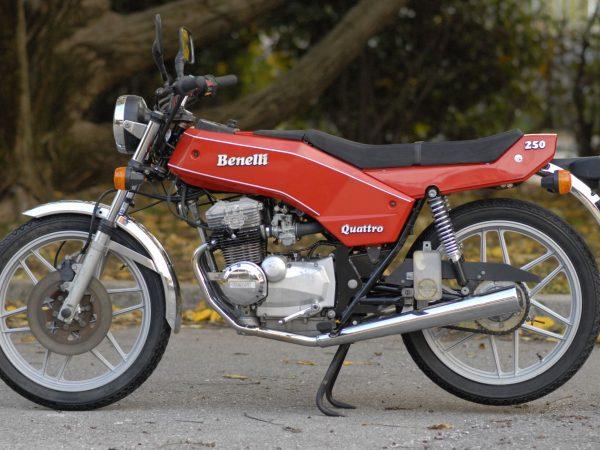 benelli 250 1978 @ Owens Moto Classics