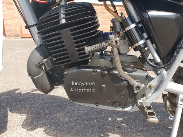 Husqvarna 390 wr auto 1979 at owens moto classics