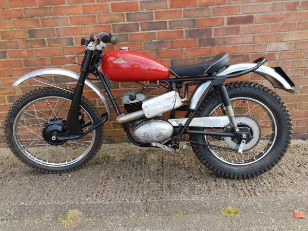 Cotton trials 1961 @ owens moto classics