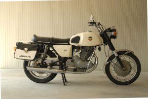 laverda gt 750 1971 @ owens moto classics