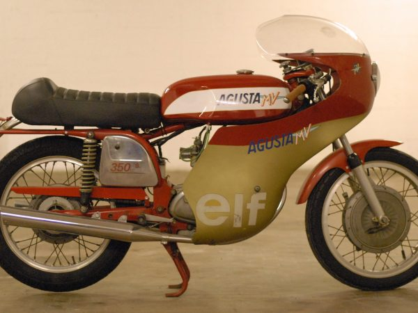 MV Augusta 350 S electtronica 1974 at owens moto classics