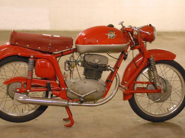 MV Augusta disco volante css 1956 at owens moto classics