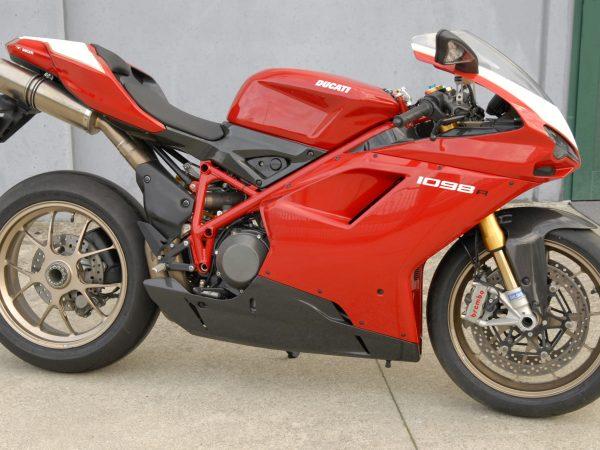 Ducati 1098 R 2007 at owens moto classics