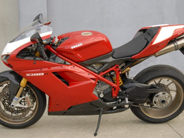 Ducati 1098R 2007at owens moto classics
