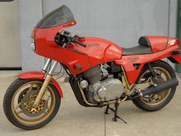 Laverda RGS 1000 SFC 1988 at owens moto classics