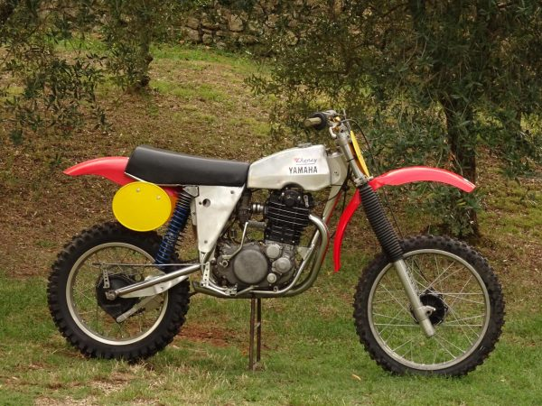 1977 cheney yamaha 600 @ owens moto classics