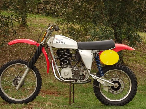 1977 cheney yamaha 600@ owens moto classics